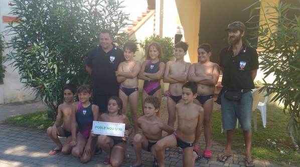 Guanyadors a la Under 10 Waterball World Festival