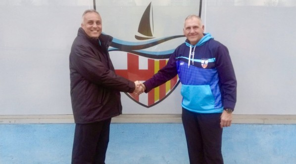 Graham Smith renova com a director tècnic de rugby del CN Poble Nou