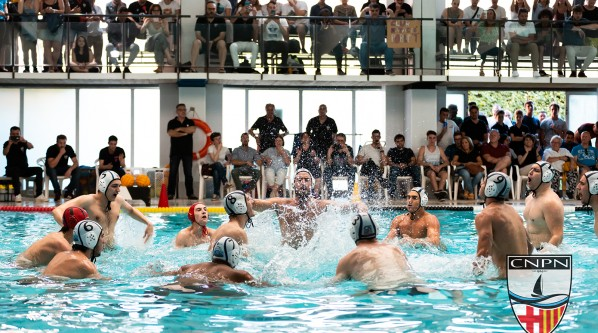 L'Absolut A de waterpolo del CN Poble Nou puja a Primera Estatal