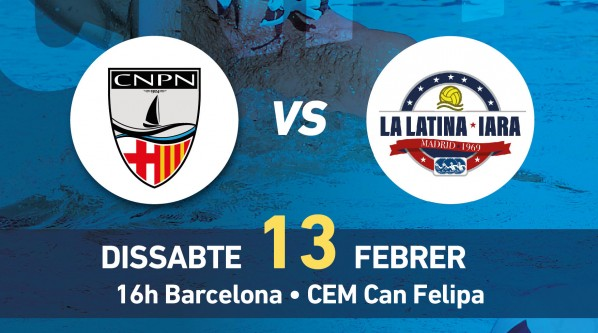 Waterpolo >> Absolut A. CN Poble Nou vs. CN La Latina